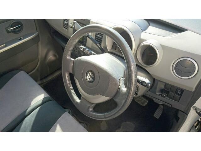 FX-Sリミテッド FF スマートキー AT 車検付き令和3年6月19日 人気のパールホワイト パワステ エアコン エアバッグ パワーウィンドー ABS(15枚目)