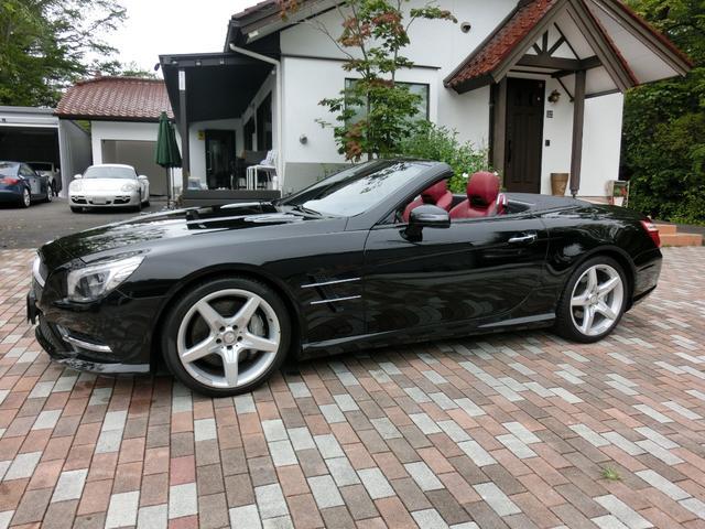 「メルセデスベンツ」「Mクラス」「オープンカー」「長野県」の中古車17