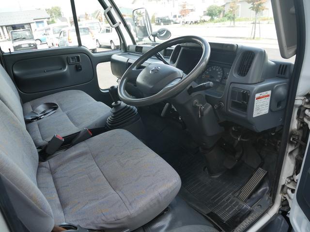 日産 アトラストラック ロングDX
