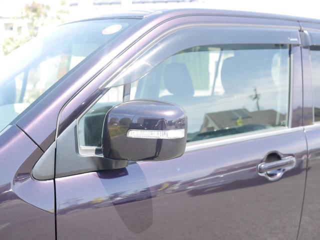 FXリミテッド アイドリングストップ プッシュスタート 純正CD ウィンカーミラー 電動格納ミラー ETC 社外14AW スマートキー ドアバイザー フロアマット スペアキー 新車保証書 取扱説明書(13枚目)