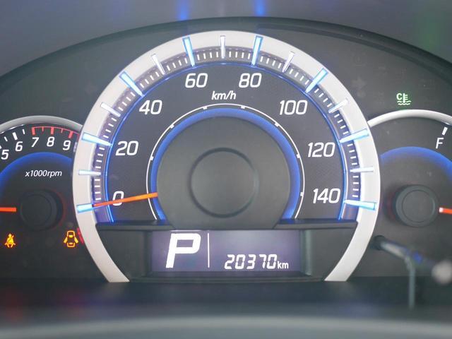 FXリミテッド アイドリングストップ プッシュスタート 純正CD ウィンカーミラー 電動格納ミラー ETC 社外14AW スマートキー ドアバイザー フロアマット スペアキー 新車保証書 取扱説明書(18枚目)