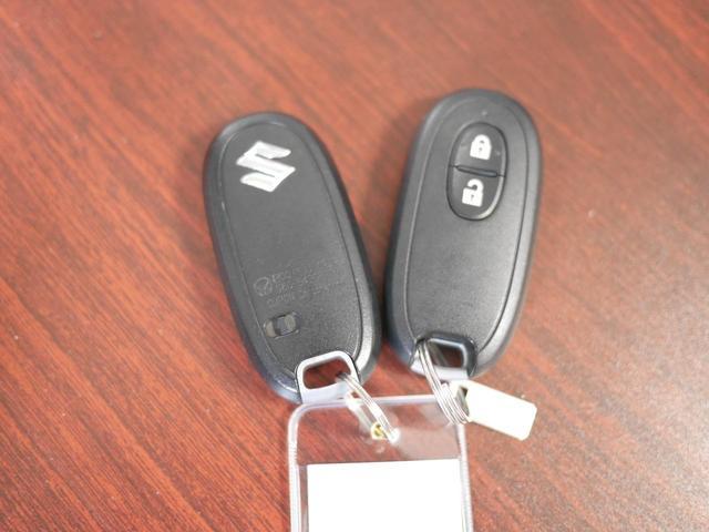 FXリミテッド アイドリングストップ プッシュスタート 純正CD ウィンカーミラー 電動格納ミラー ETC 社外14AW スマートキー ドアバイザー フロアマット スペアキー 新車保証書 取扱説明書(38枚目)