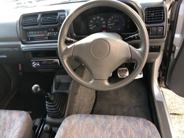 XC 4WD 5MT ターボ(17枚目)