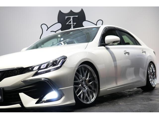 250GFour4WD新品ワーク19新品車高調クルコン地デジ(4枚目)