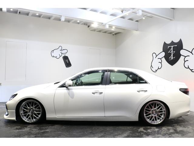250GFour4WD新品ワーク19新品車高調クルコン地デジ(5枚目)
