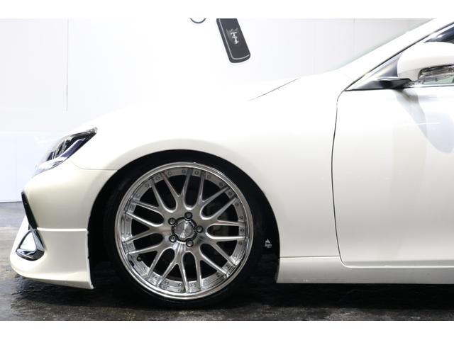 250GFour4WD新品ワーク19新品車高調クルコン地デジ(6枚目)