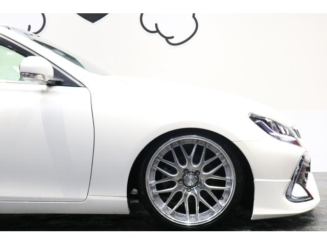 250GFour4WD新品ワーク19新品車高調クルコン地デジ(19枚目)