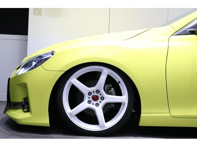 250Gイエローレーベルジーズ仕新ワーク19新テイン車高調(6枚目)