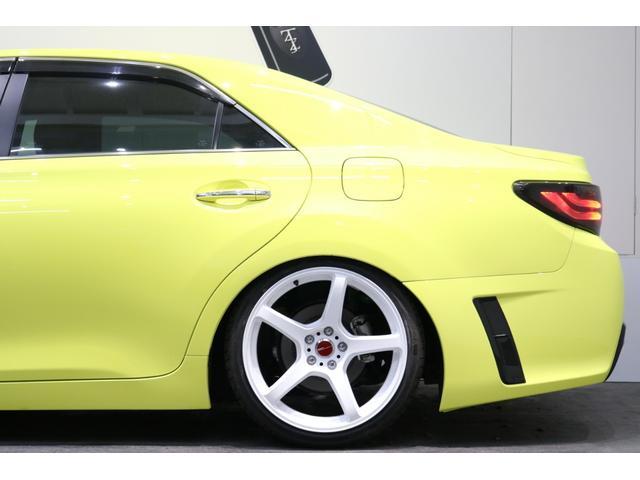 250Gイエローレーベルジーズ仕新ワーク19新テイン車高調(7枚目)