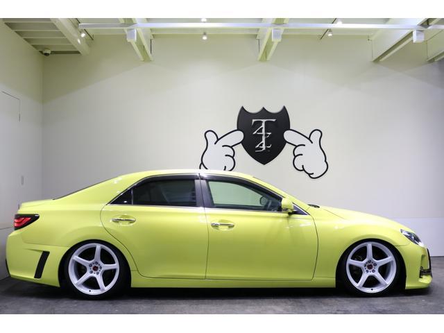 250Gイエローレーベルジーズ仕新ワーク19新テイン車高調(12枚目)