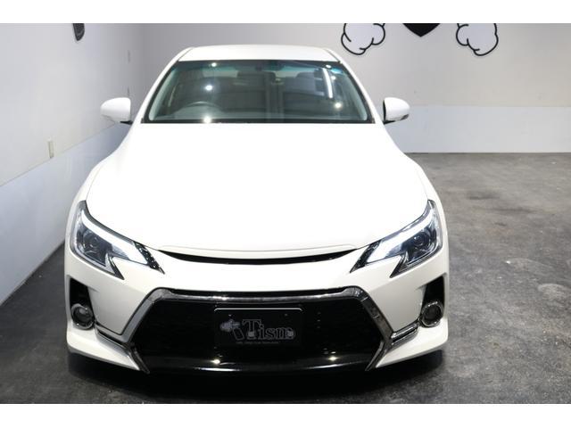 「トヨタ」「マークX」「セダン」「新潟県」の中古車29