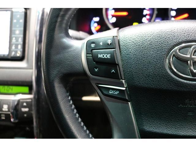 ■ステアリングスイッチ付きで運転中でもハンドルから手を離さずに操作出来ます♪これは非常に便利ですね!!