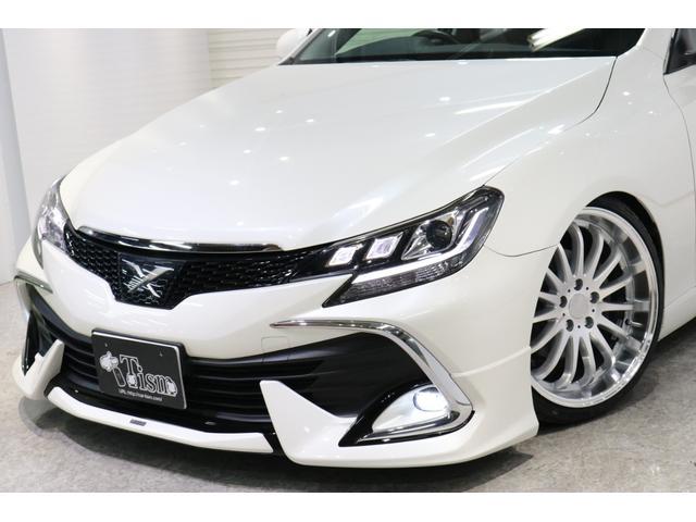 「トヨタ」「マークX」「セダン」「新潟県」の中古車3