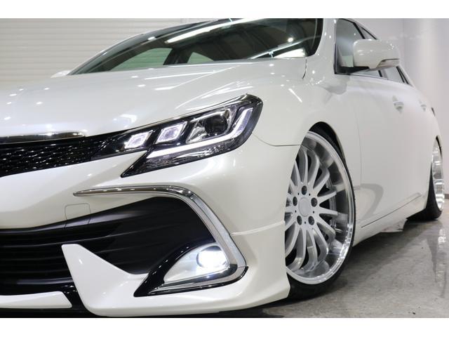 「トヨタ」「マークX」「セダン」「新潟県」の中古車4