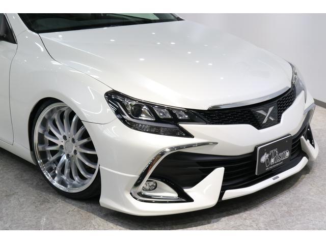 「トヨタ」「マークX」「セダン」「新潟県」の中古車7