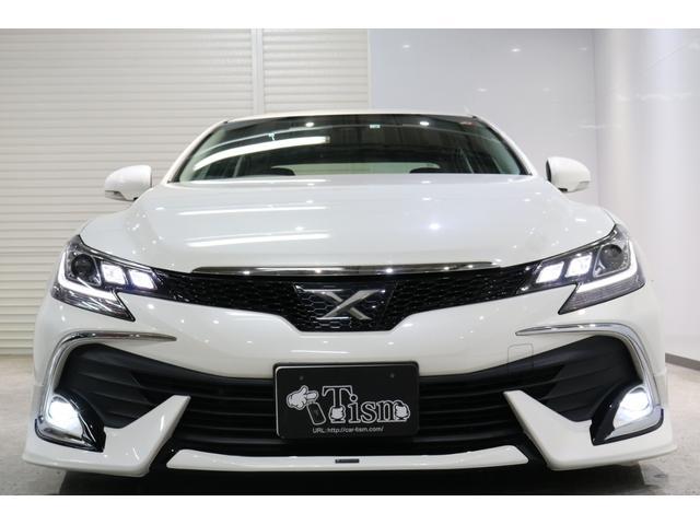 「トヨタ」「マークX」「セダン」「新潟県」の中古車10