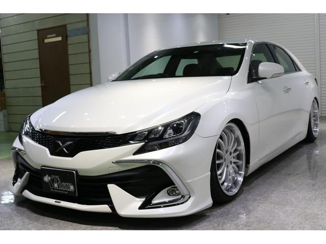 「トヨタ」「マークX」「セダン」「新潟県」の中古車13