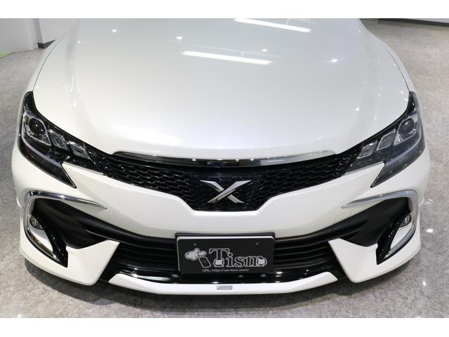 「トヨタ」「マークX」「セダン」「新潟県」の中古車36
