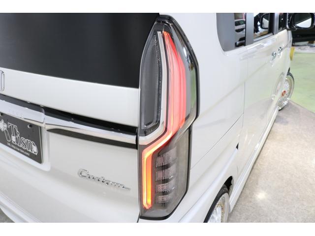 G・Lホンダセンシング 4WDケンウッド8インチナビブラックアイフルタップ車高調BBS16インチ社外マフラーETC両側パワースライドドアバックカメラLEDリフレクタークルコン(13枚目)