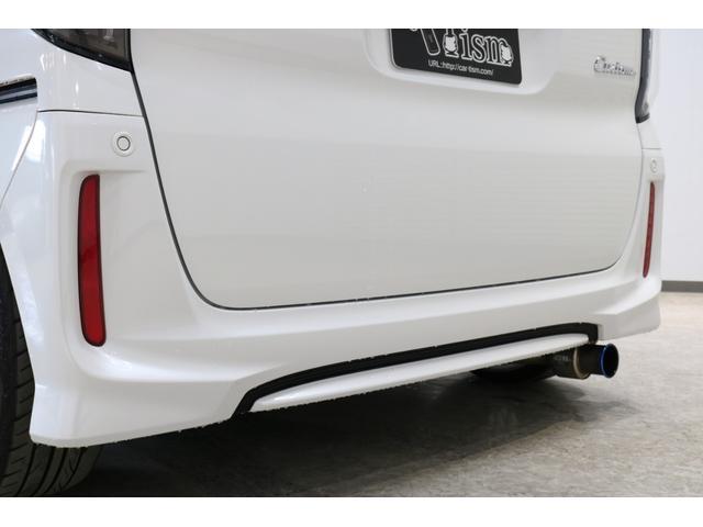 G・Lホンダセンシング 4WDケンウッド8インチナビブラックアイフルタップ車高調BBS16インチ社外マフラーETC両側パワースライドドアバックカメラLEDリフレクタークルコン(17枚目)