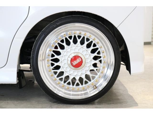 G・Lホンダセンシング 4WDケンウッド8インチナビブラックアイフルタップ車高調BBS16インチ社外マフラーETC両側パワースライドドアバックカメラLEDリフレクタークルコン(21枚目)