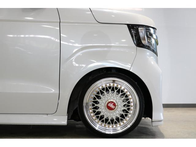 G・Lホンダセンシング 4WDケンウッド8インチナビブラックアイフルタップ車高調BBS16インチ社外マフラーETC両側パワースライドドアバックカメラLEDリフレクタークルコン(24枚目)