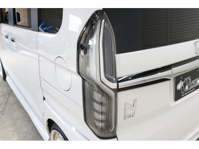 G・Lホンダセンシング 4WDケンウッド8インチナビブラックアイフルタップ車高調BBS16インチ社外マフラーETC両側パワースライドドアバックカメラLEDリフレクタークルコン(37枚目)