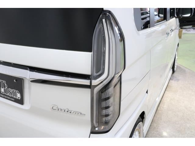G・Lホンダセンシング 4WDケンウッド8インチナビブラックアイフルタップ車高調BBS16インチ社外マフラーETC両側パワースライドドアバックカメラLEDリフレクタークルコン(38枚目)