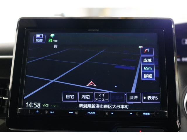 G・Lホンダセンシング 4WDケンウッド8インチナビブラックアイフルタップ車高調BBS16インチ社外マフラーETC両側パワースライドドアバックカメラLEDリフレクタークルコン(53枚目)