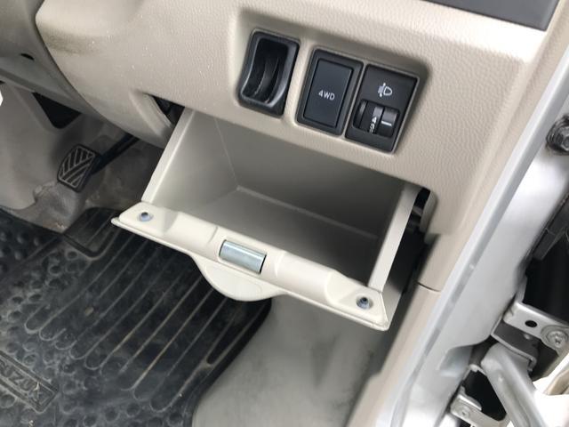 スズキ エブリイ PCハイルーフ 4WD 5MT 両側スライド パワステ AC