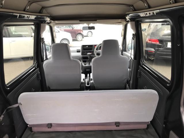 DX 4WD キーレスエントリー ブラック フルフラット(12枚目)