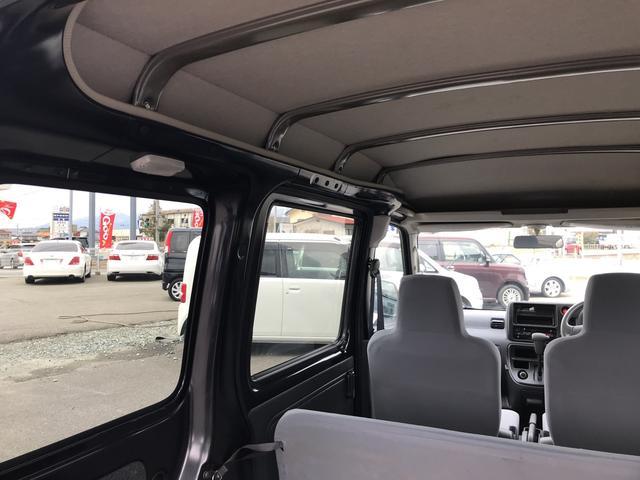 DX 4WD キーレスエントリー ブラック フルフラット(13枚目)