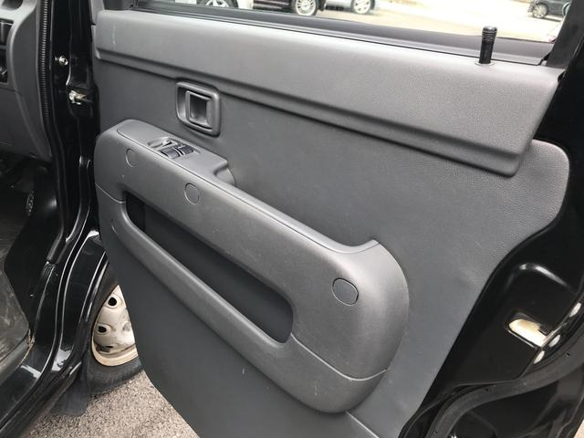 DX 4WD キーレスエントリー ブラック フルフラット(17枚目)