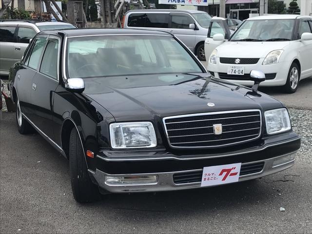 「トヨタ」「センチュリー」「セダン」「長野県」の中古車3