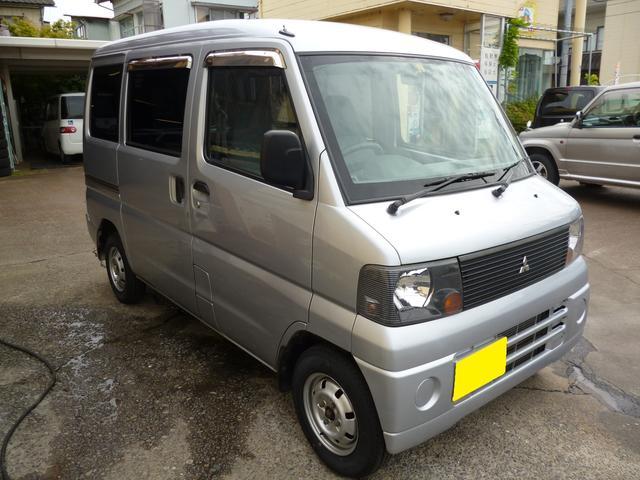 「三菱」「ミニキャブバン」「軽自動車」「新潟県」の中古車3