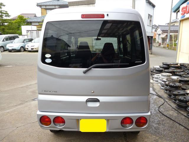 「三菱」「ミニキャブバン」「軽自動車」「新潟県」の中古車5