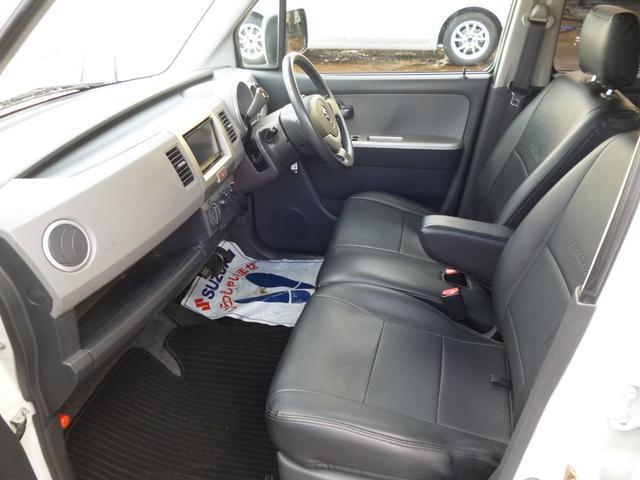 FX-Sリミテッド 2WD 4AT タイミングチェーン式 皮調シートカバー 6スピーカー 皮巻きステアリング キーレス バックカメラ(11枚目)