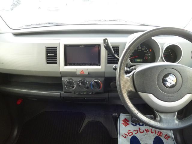 FX-Sリミテッド 2WD 4AT タイミングチェーン式 皮調シートカバー 6スピーカー 皮巻きステアリング キーレス バックカメラ(13枚目)