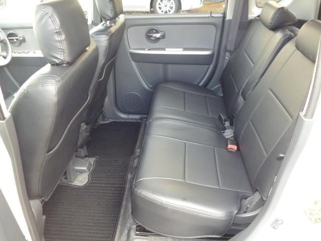 FX-Sリミテッド 2WD 4AT タイミングチェーン式 皮調シートカバー 6スピーカー 皮巻きステアリング キーレス バックカメラ(18枚目)