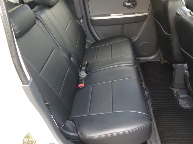 FX-Sリミテッド 2WD 4AT タイミングチェーン式 皮調シートカバー 6スピーカー 皮巻きステアリング キーレス バックカメラ(19枚目)