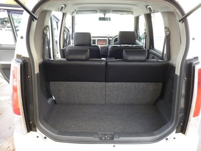 FX-Sリミテッド 2WD 4AT タイミングチェーン式 皮調シートカバー 6スピーカー 皮巻きステアリング キーレス バックカメラ(20枚目)