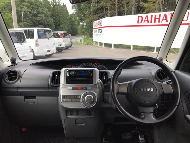 ダイハツ タント カスタムRS 2WD ターボ 片側パワースライドドア CD