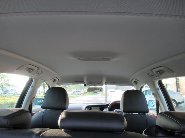 目立つような汚れはなく清潔な車内空間!