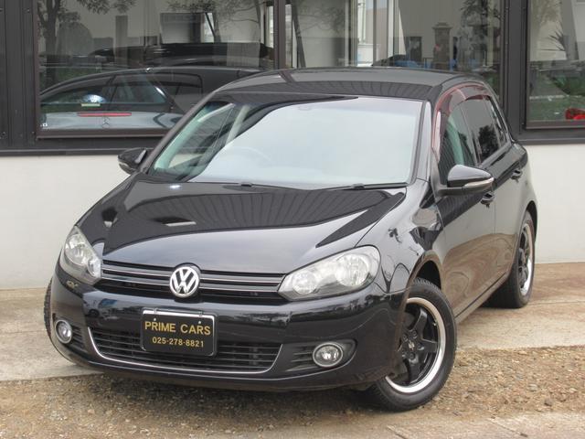 10年式VWゴルフ入庫しました!PRIME CARS TEL:025-278-8821
