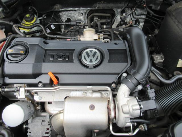 ターボ付きのエンジン!調子はいいです!