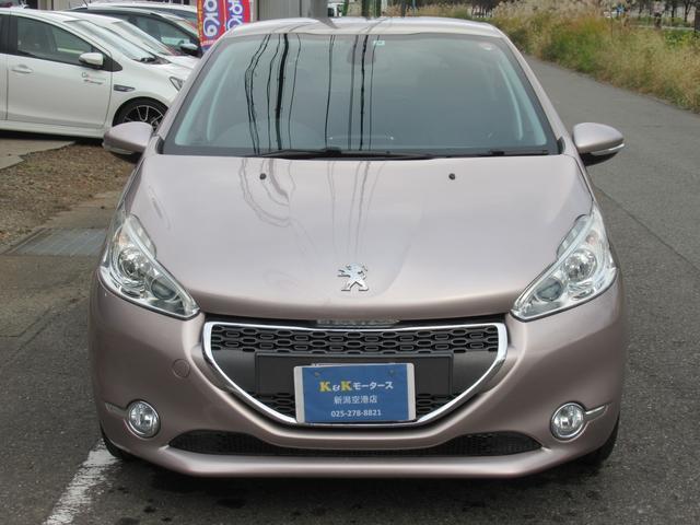 「プジョー」「208」「コンパクトカー」「新潟県」の中古車5