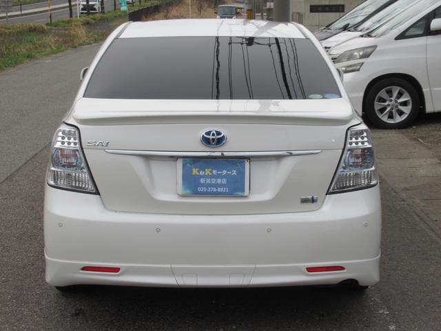 「トヨタ」「SAI」「セダン」「新潟県」の中古車6