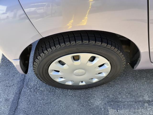 タイヤの山は十分あります