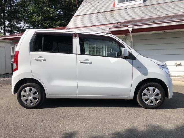 「スズキ」「ワゴンR」「コンパクトカー」「長野県」の中古車4