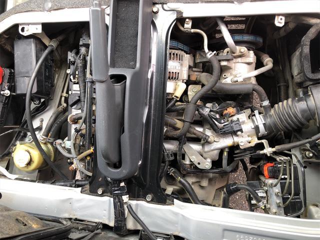 クルーズ 4WD リフトアップ 新品マッドタイヤ&アルミ ハイルーフ ルーフキャリア 車検整備済み(17枚目)